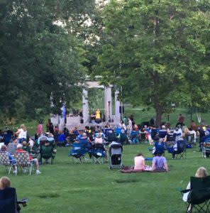 concerts in congress park