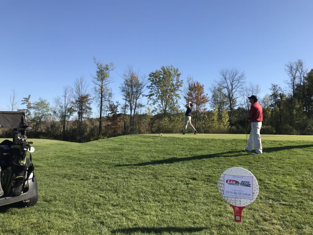 Discover Saratoga Annual Golf Tournament