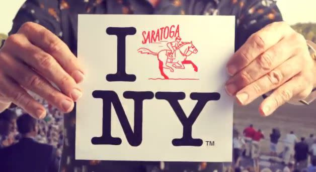 Saratoga Featured in I Love NY Marketing Campaign