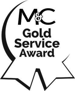 Gold Service Award 2015
