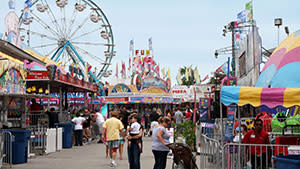 Lake County Fair in Crown Point
