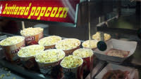 49er Drive-In Theater Popcorn
