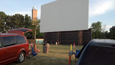 49er Drive-In Theater