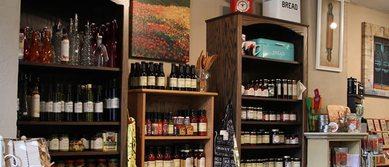 Sauces, condiments and more from Mescolare