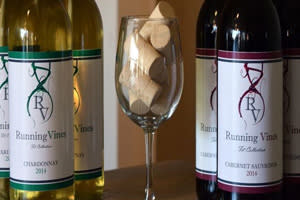 Running Vines Winery - Chesterton, Ind.