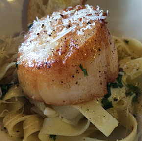 Seared Scallop from Sage
