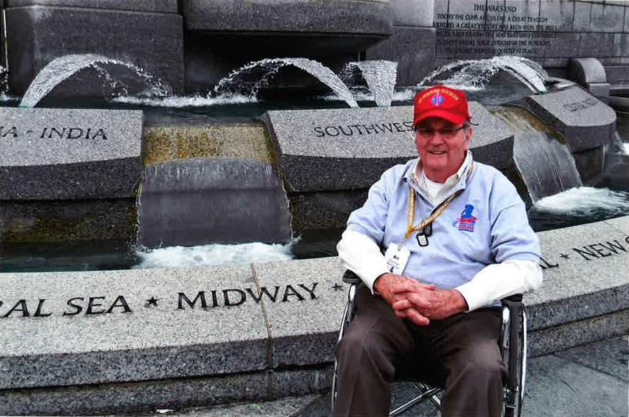 Wellman_Honor_Flight_WWII_Memorial