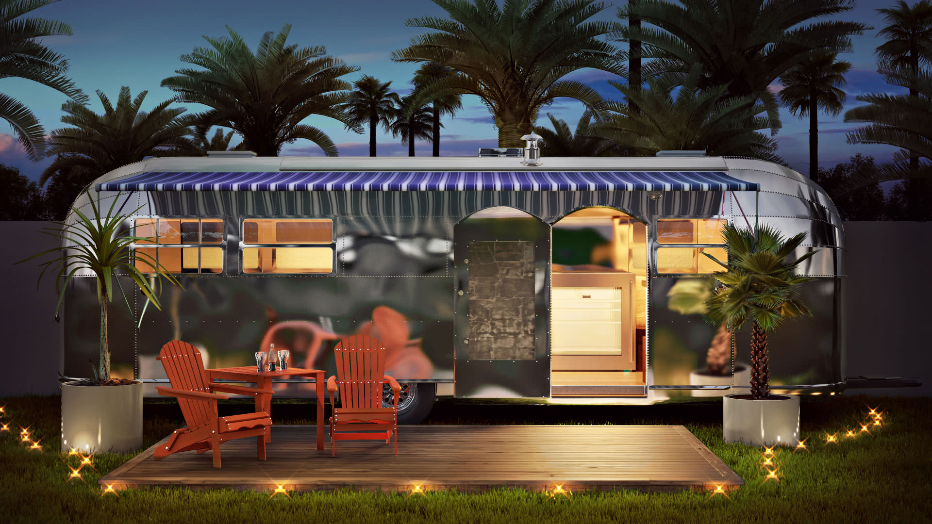 hotel paseo airstream trailer