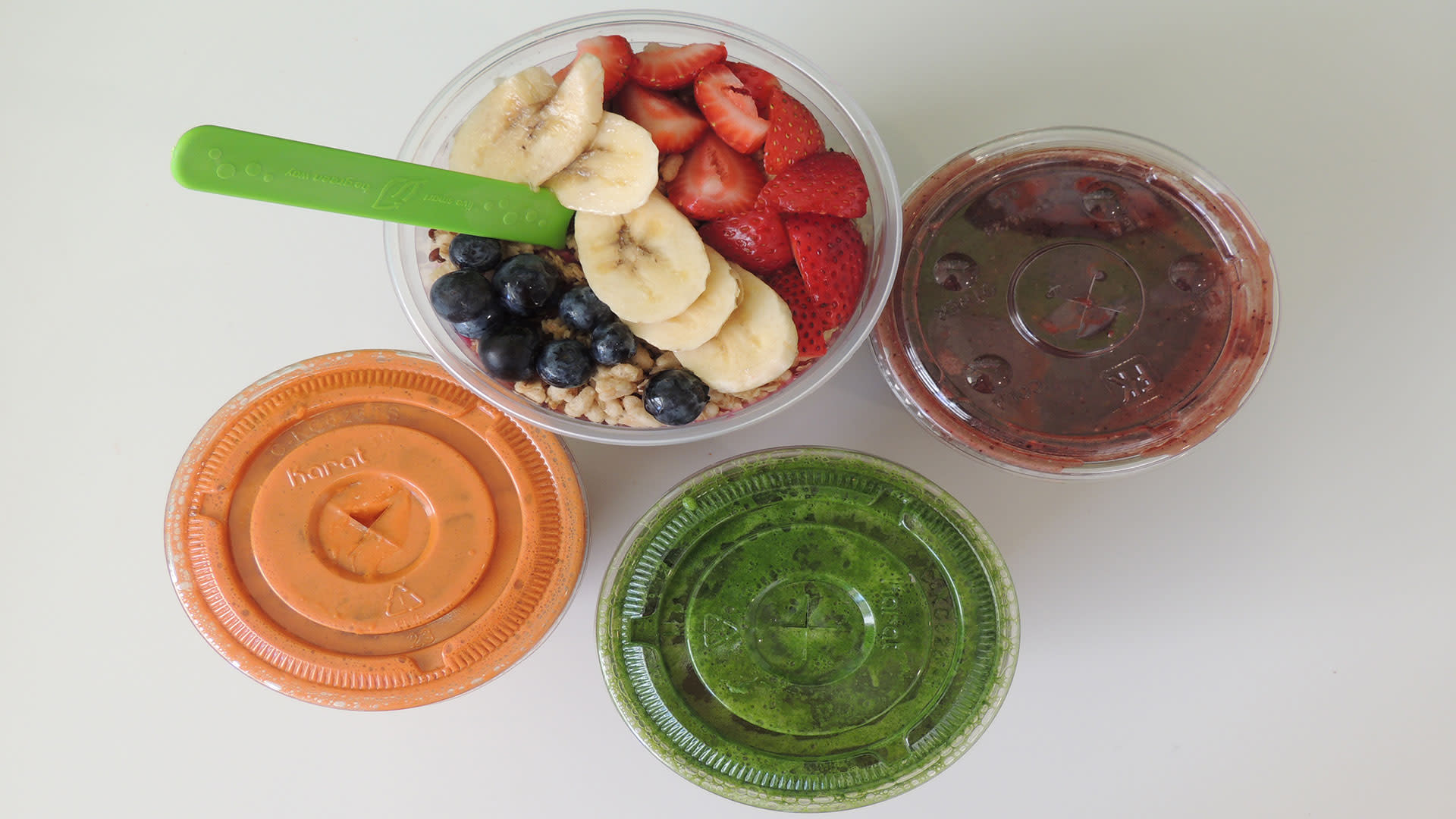 healthy smoothies in greater palm springs