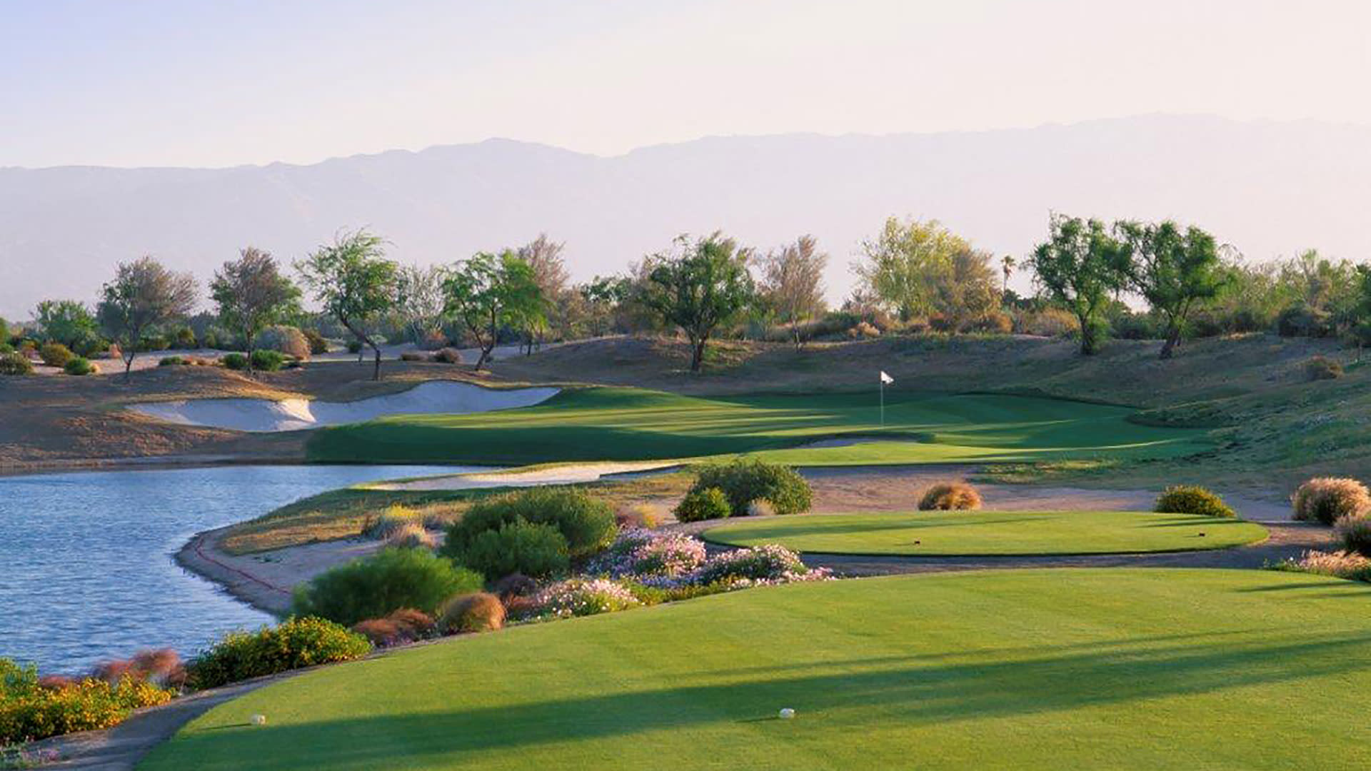 norman resort course at pga west