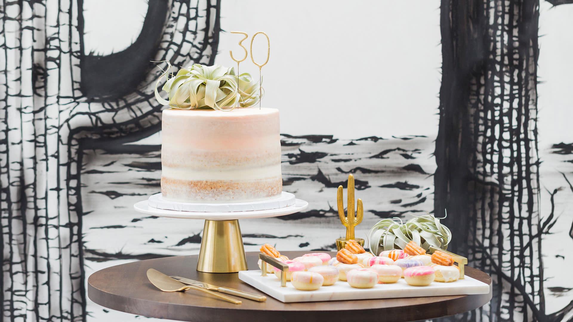 greater palm springs birthday cake