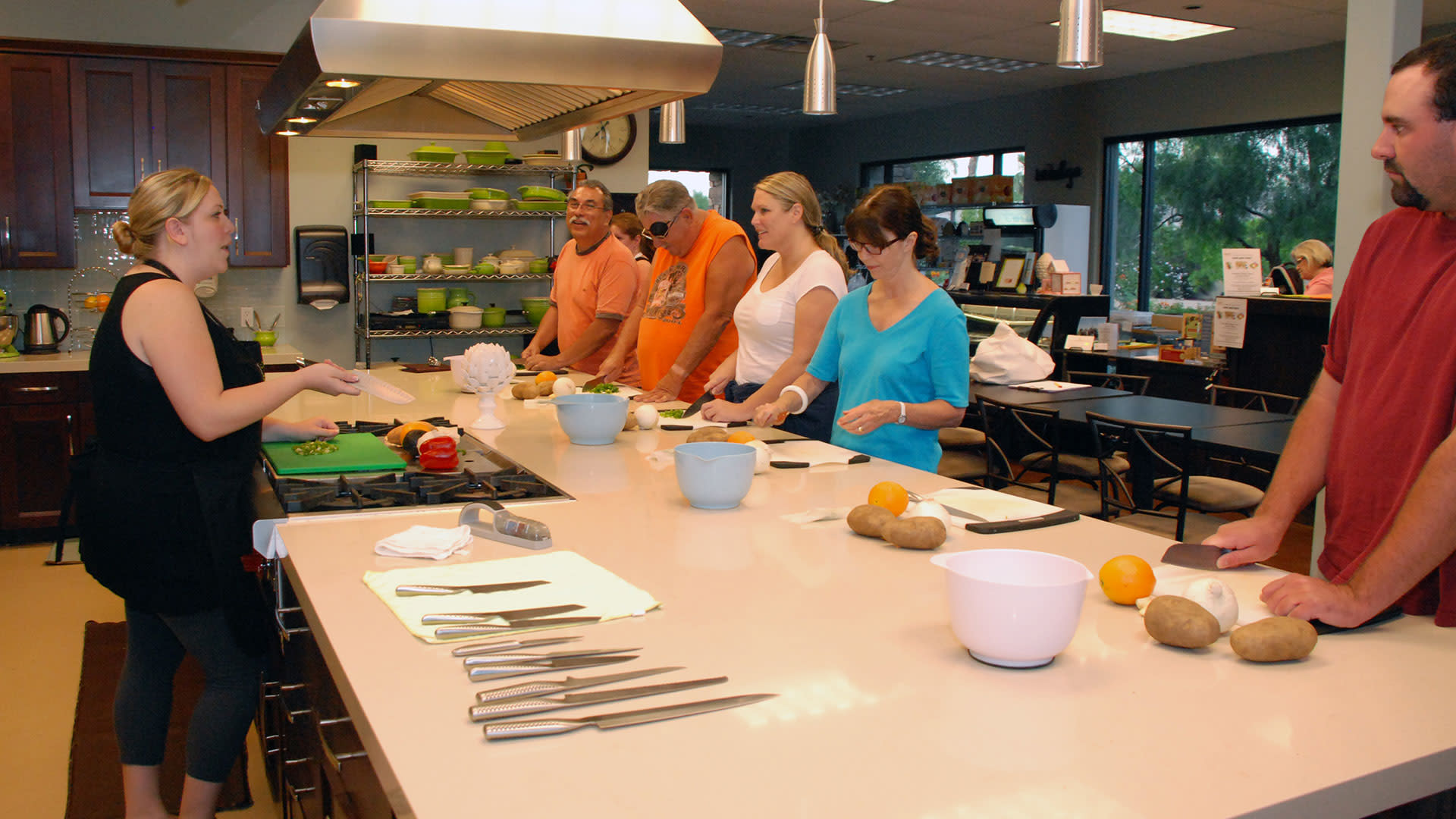 cooking with class la quinta