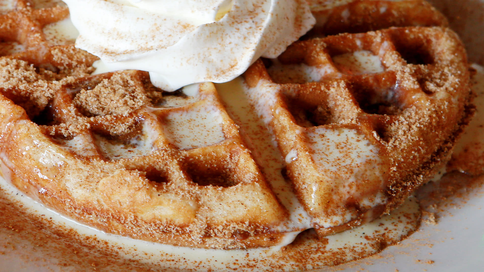 wilma and friedas churro waffle