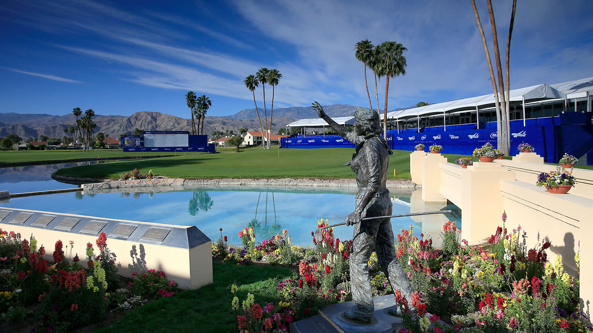 poppie's pond at the ana inspiration