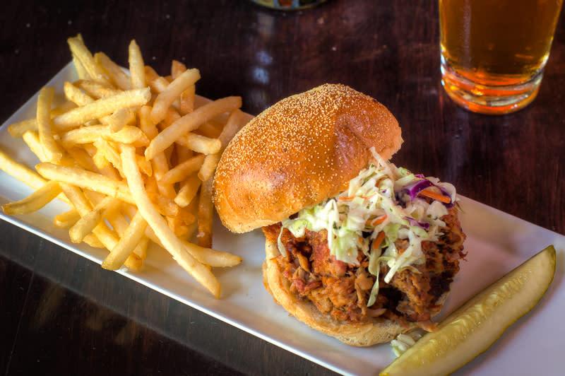jackalope burger