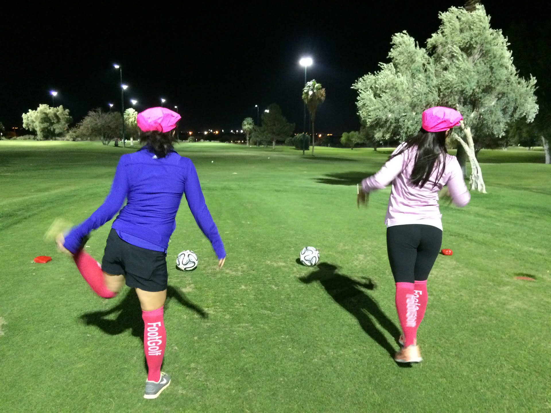 FootGolf in Palm Springs