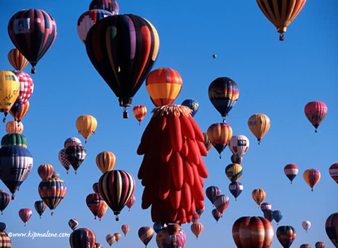 Albuquerque International Balloon Fiesta ©Kip Malone