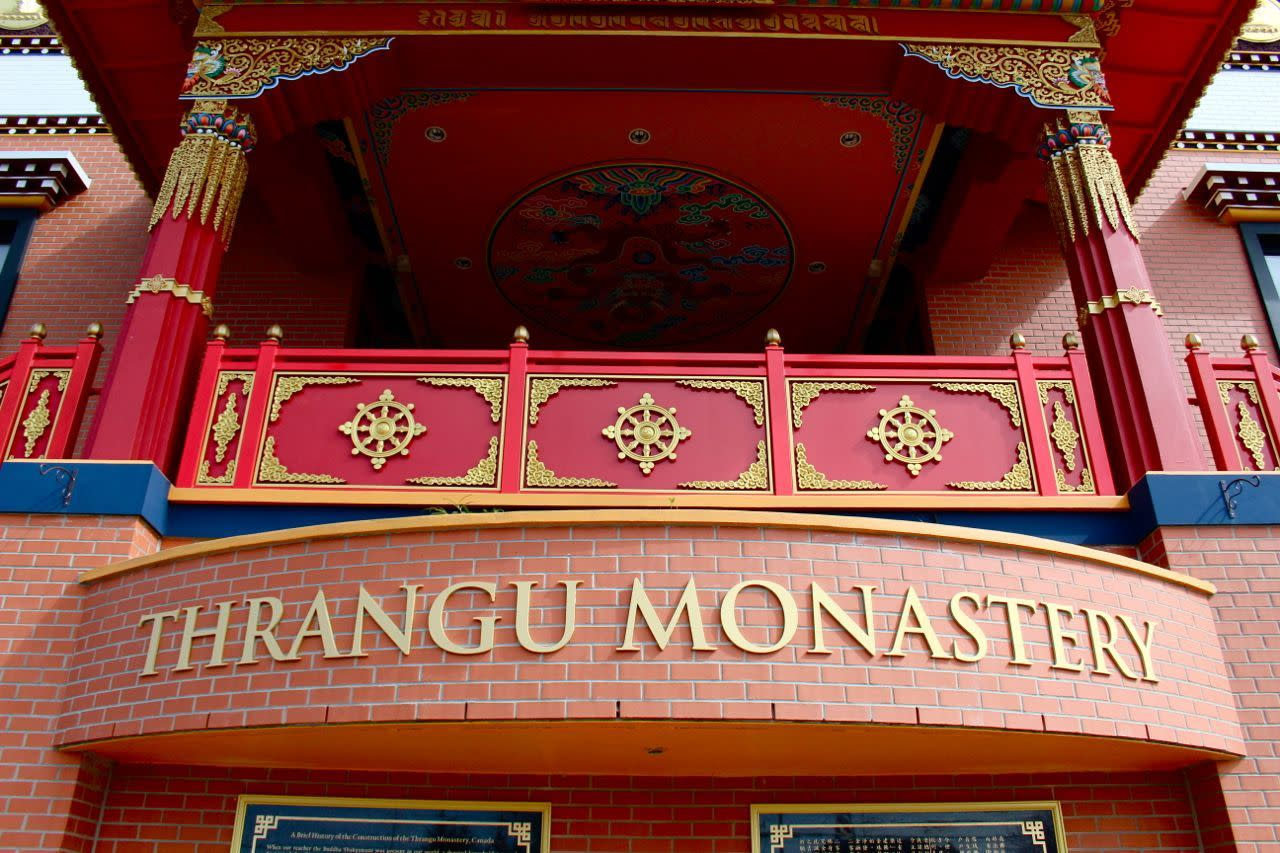 Thrangu Monastery Richmond