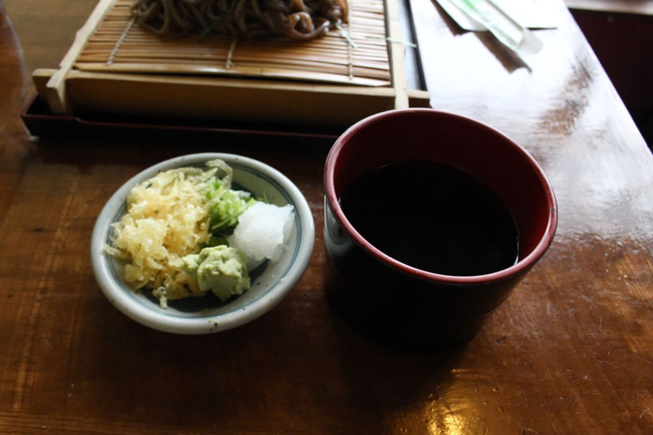 zarusoba dipping sauce