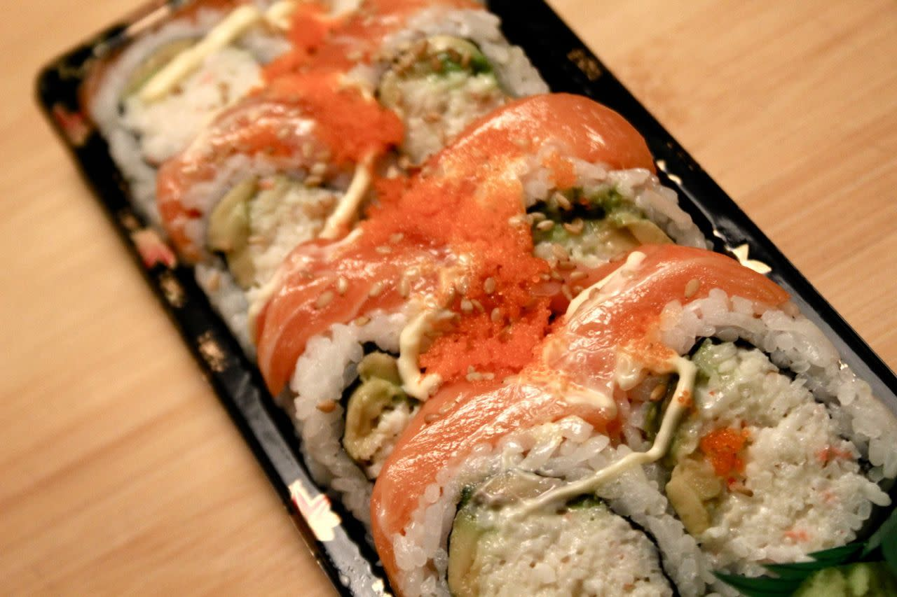 Salmon California Roll from Empire Supermarket