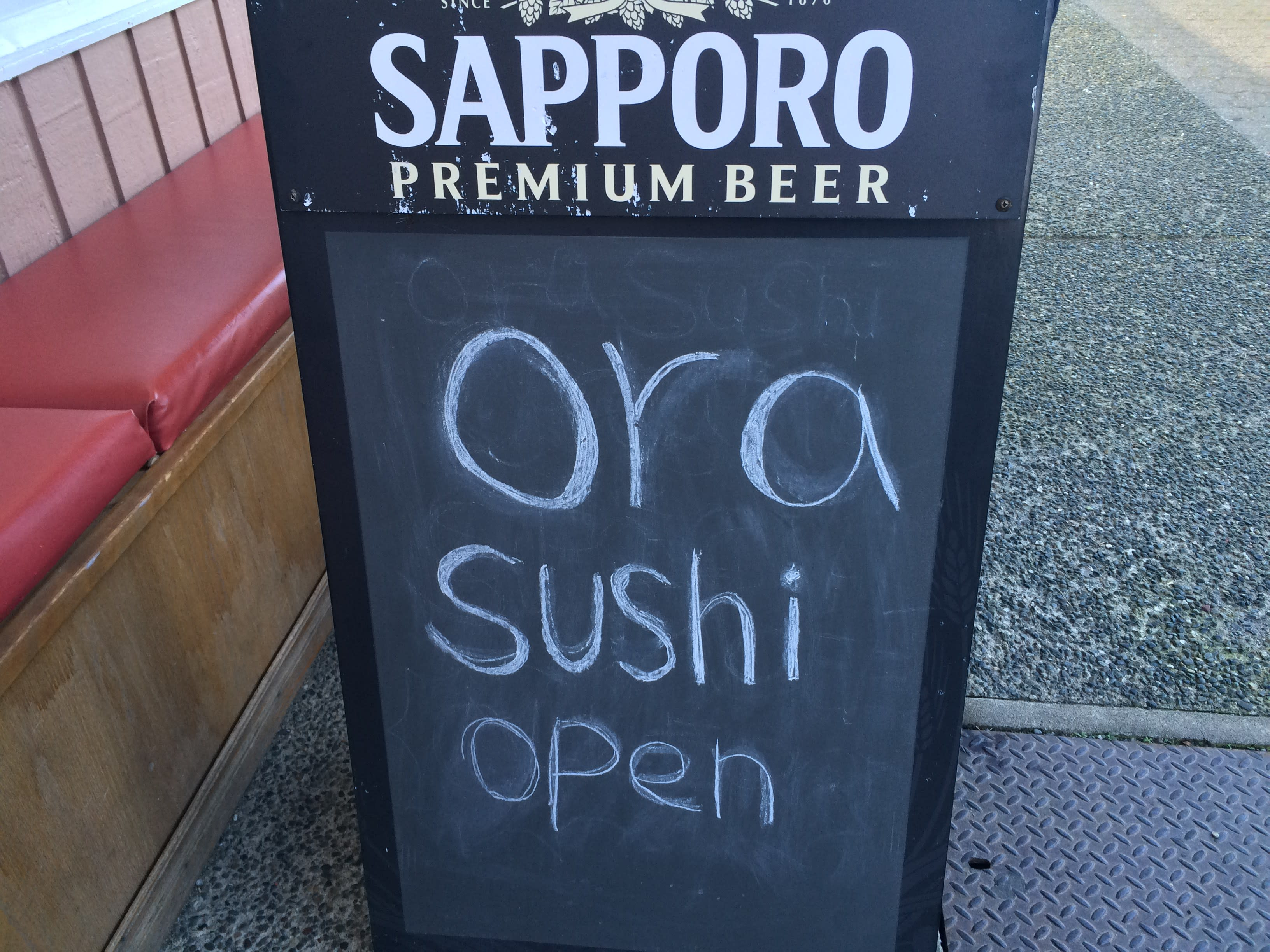 ora sushi restaurant richmond