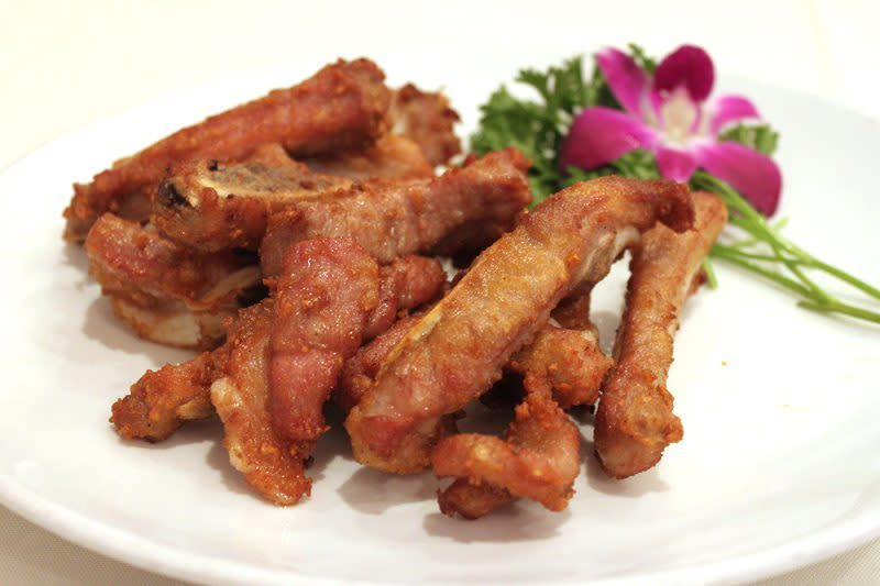 garlic ribs - good eat restaurant