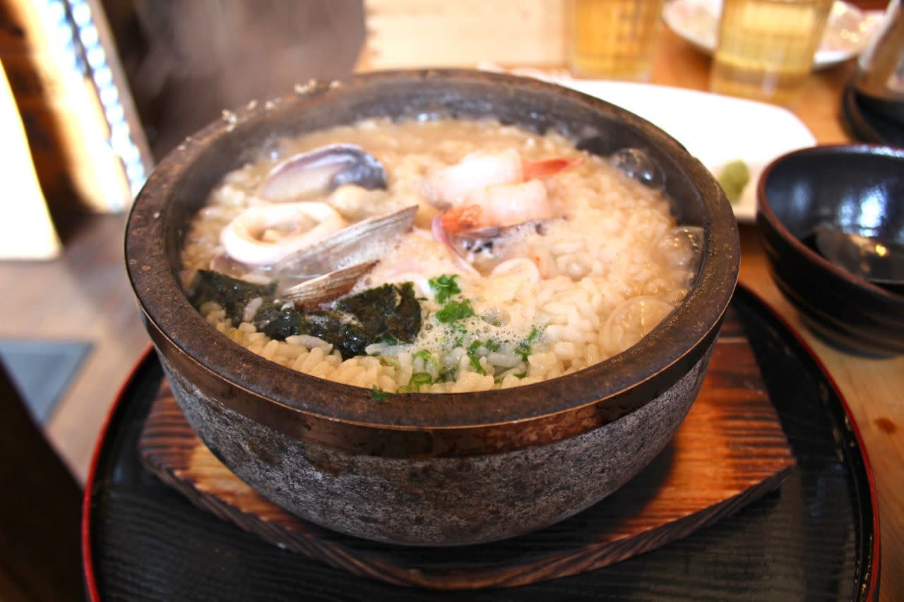 Seafood Zousui