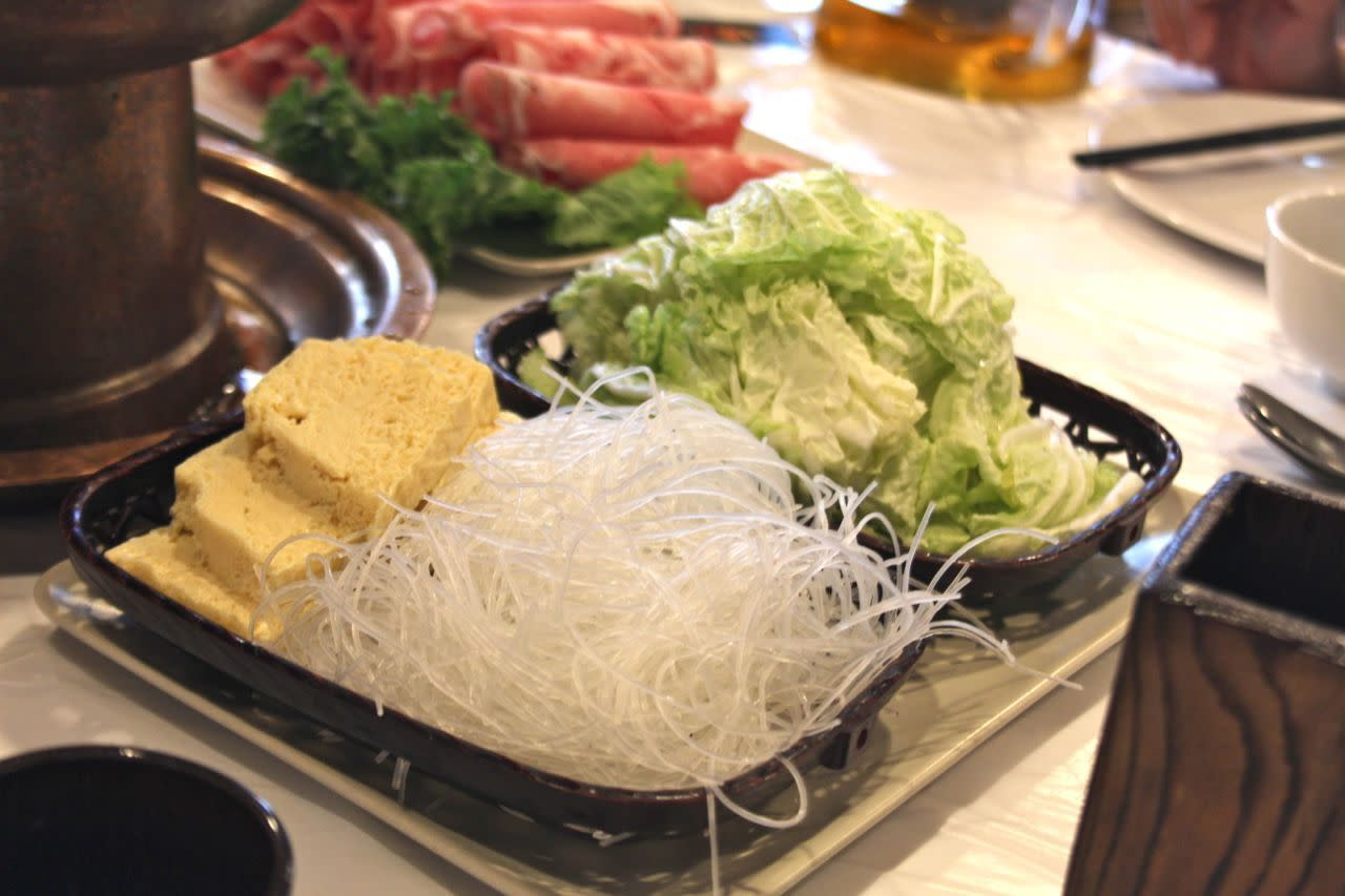 hot pot foods