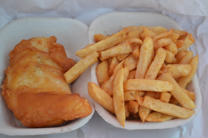 dave's fish n chips