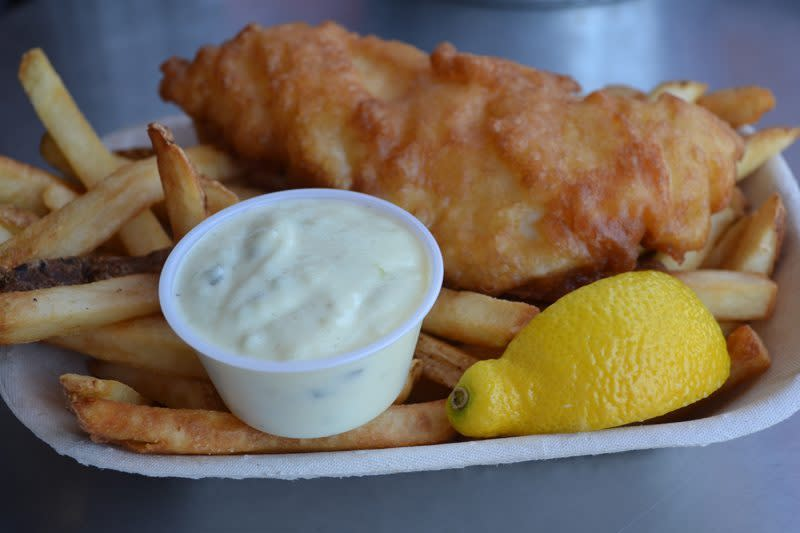 sockeye city grill fish n chips