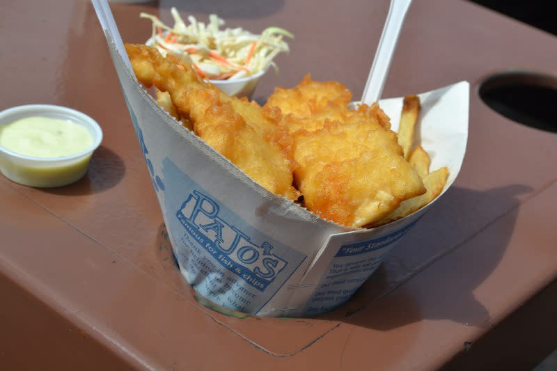 pajos steveston fish n chips