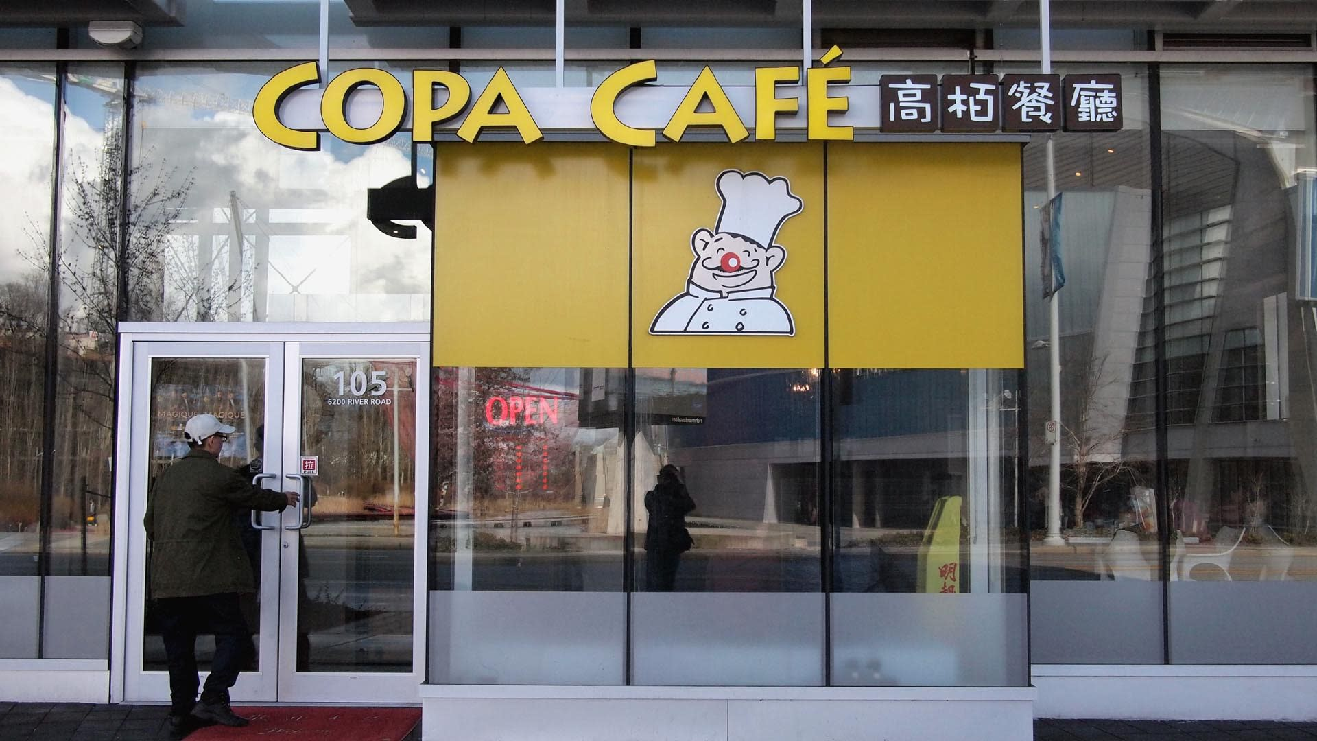 Copa Cafe
