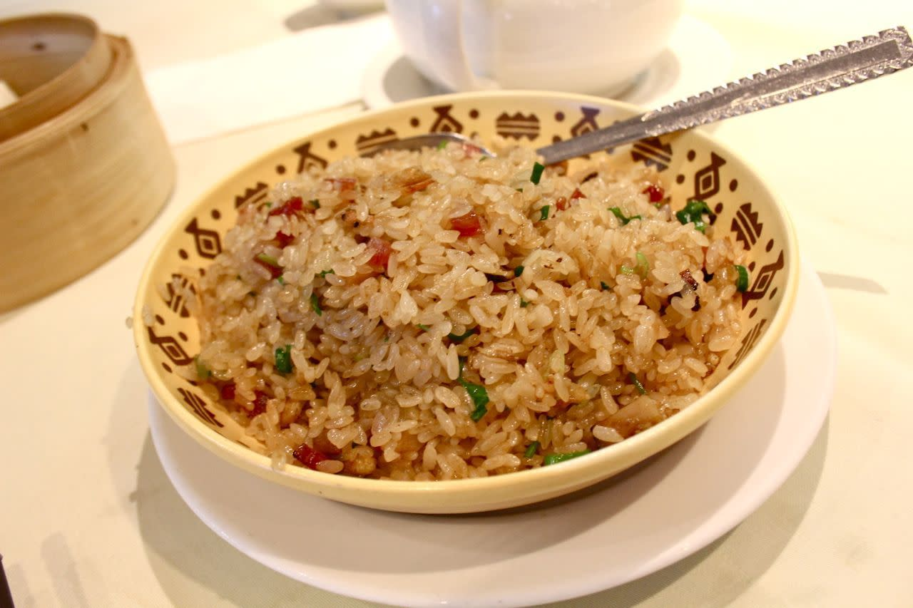 fried rice at Golden Paramount Restaurant