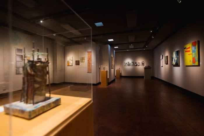SLO Museum of Art Interior