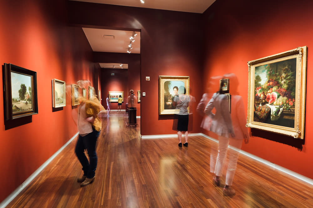 American and Regional Art Gallery