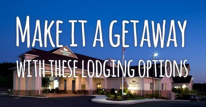 Visit www.yorkpa.org for lodging options fitting of any budget.