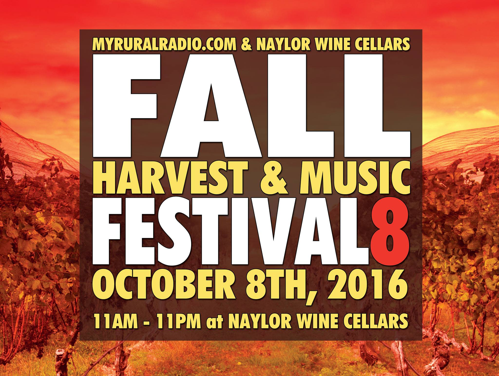 The vineyard is the place to be on a crisp fall day.