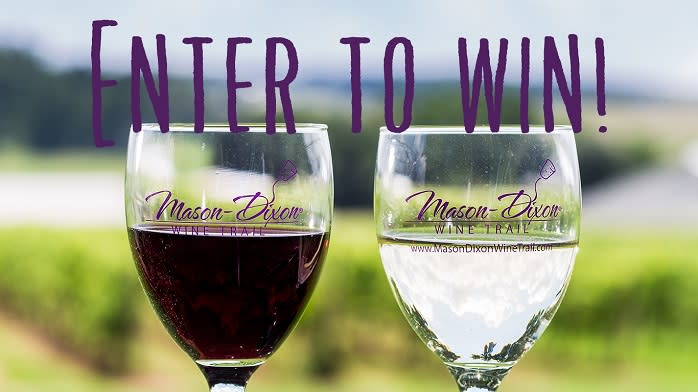 Visit the Mason-Dixon Wine Trail on Facebook for a chance to wine tickets to Tour de Tanks!