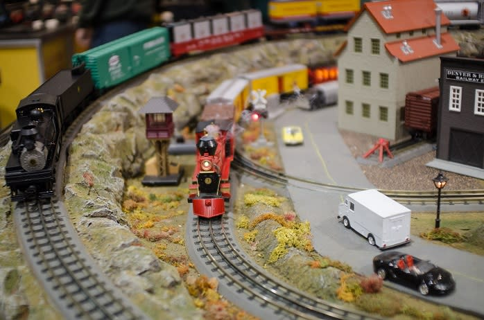 Toy trains take over the York Expo Center this spring for an event that model railroaders won't want to miss!