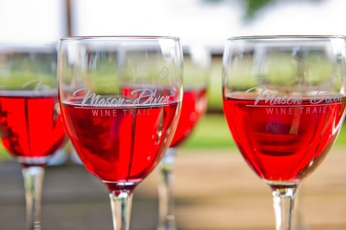 The Mason-Dixon Wine Trail is your home for award-winning wine. See for yourself this March during Tour de Tanks!