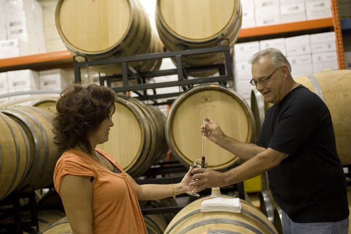 Tour de Tanks runs Saturdays and Sundays, March 4-26. Visit 17 wineries on the Mason-Dixon Wine Trail.