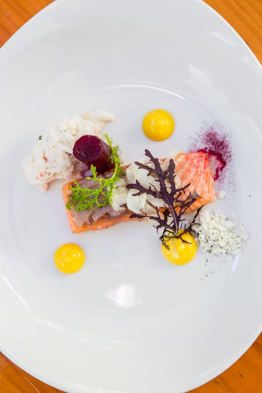 South Wharf Events - Luncheon on the Ice 3