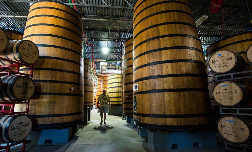 new-belgium-barrels-credit-richard-haro-2016