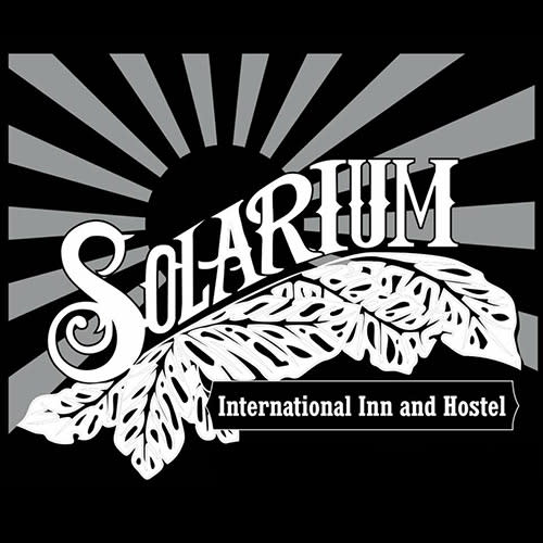 Solarium International Hostel Logo