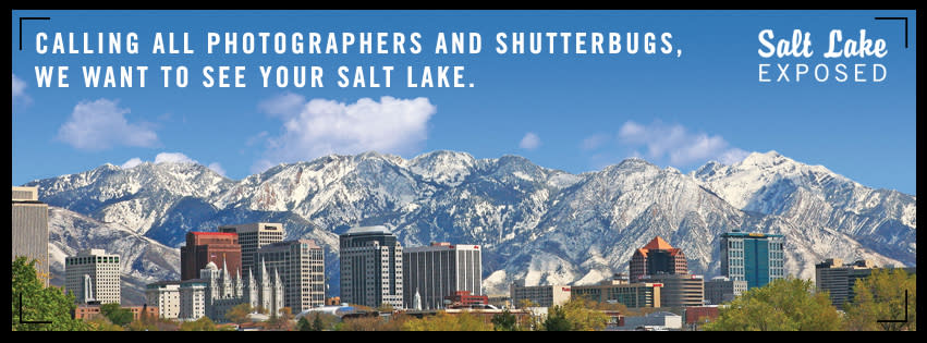 Salt lake exposed photo contest - cover 1