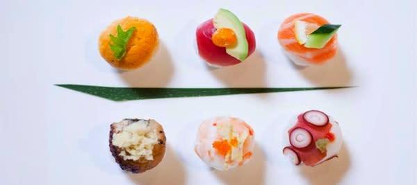 Naked Fish Sushi