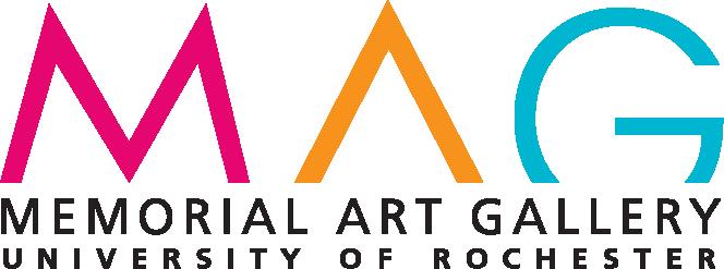 Memorial Art Gallery (MAG) Logo