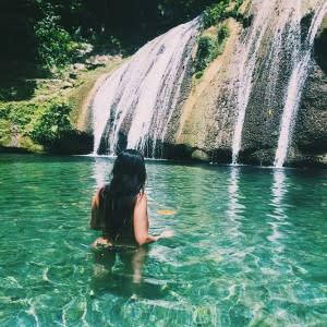 Reach Falls. Photo credit @imperrine