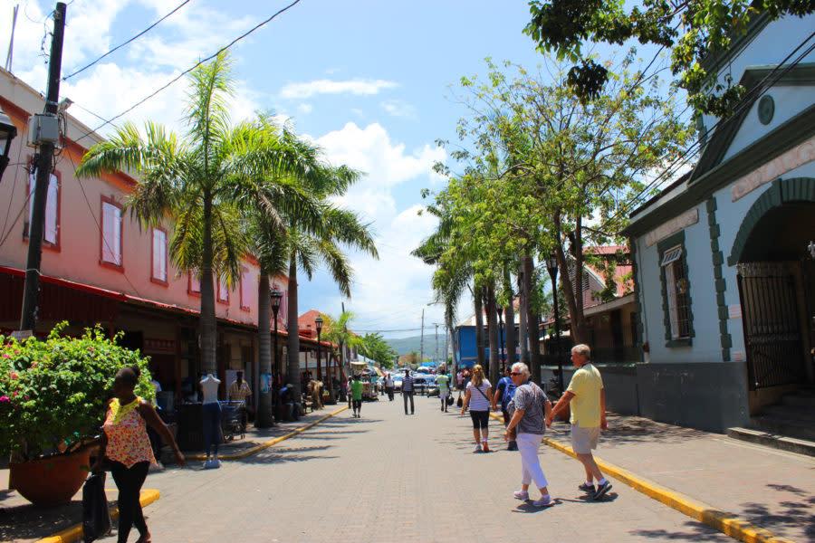 Jamaica Shopping