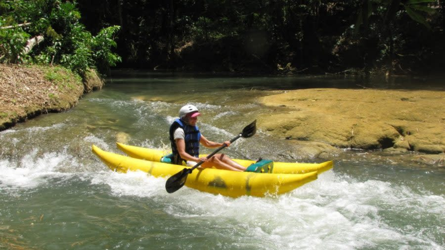 Chukka Jungle River Kayak Tour